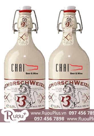 Bia Schorschweizen 500ml nhập khẩu giá rẻ