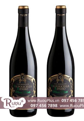 Rượu vang Ý Valpolicella Ripasso Biologico