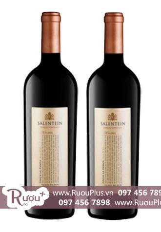 Rượu vang Argentina Salentein Single Vineyard Malbec
