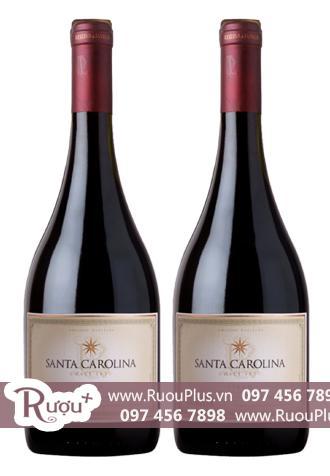 Rượu vang Chile Santa Carolina Reserva De Familia Syrah