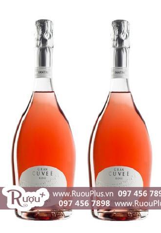 Rượu vang hồng Fantini Gran Cuvee Rose