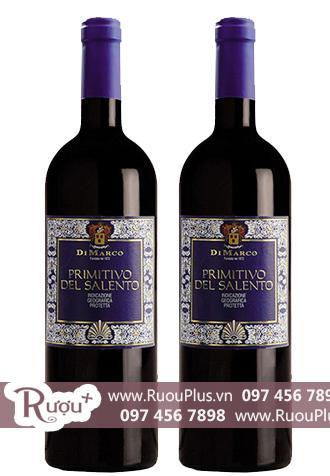 Rượu vang Ý Di Marco Primitivo del Salento