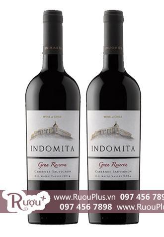 Rượu vang Chile Indomita Gran Reserva Cabernet Sauvignon