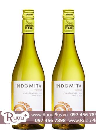 Rượu vang Chile Indomita Varietal Chardonnay