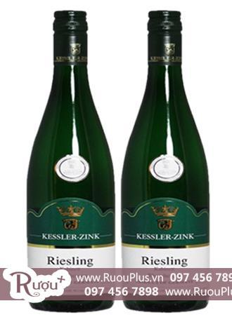 Rượu vang Kabinett Riesling Sweet Wine Blue Edition