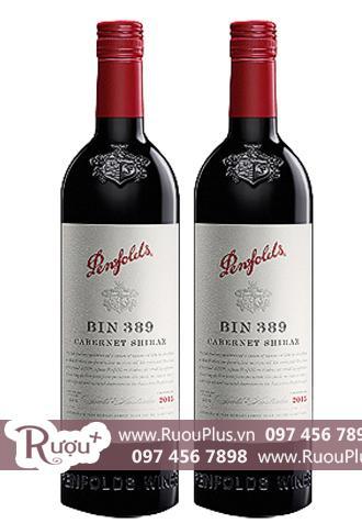Rượu vang Penfolds Bin 839 Cabernet Shiraz