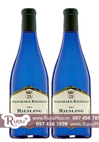 Rượu vang Riesling Semi Dry Blue Edition