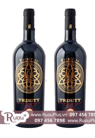 Rượu vang Ý Trinity Primitivo di Manduria Limites Edition