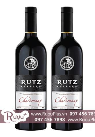 Rượu vang Rutz Cellars Chardonnay Limited Release