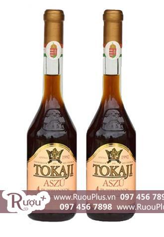 Rượu vang Hungary Tokaji Aszú 4 Puttonyos Sweet White