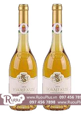 Rượu vang Hungary Tokaji Aszú 6 Puttonyos Sweet White
