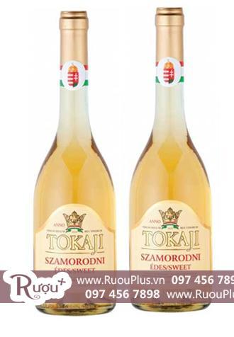 Rượu vang Hungary Tokaji Szamorodni Sweet White