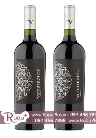 Rượu vang Chile Veramonte Reserva Merlot